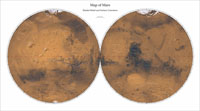 Image of Ralph's Map of Mars