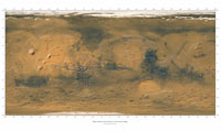 Image of Ralph's Cylindrical Map of Mars